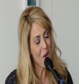 LIsa performing at a VIP concert